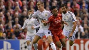 Analisis Taktikal: Liverpool 0-3 Real Madrid