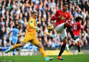 Analisis Taktikal: Man City 1-0 Man Utd