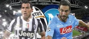 Supercoppa Italiana 2014 : Napoli vs Juventus