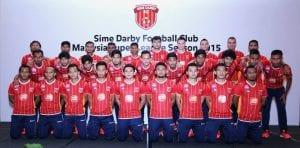 Sime Darby FC - The Giant Killers (Prebiu Liga Super 2015)