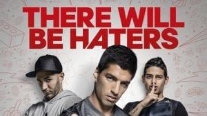 Mesej Tersembunyi Dalam Iklan Adidas Yang Menampilkan Suarez, Benzema dan James  ...