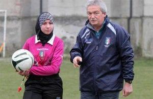 Kenali Pengadil Perempuan Pertama Bertudung Di Itali: Chahida Chekkafi
