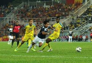 Pahang 1-1 Selangor: Sayap Kanan Selangor Bertemu Ruas Dengan Sayap Kiri Pahang