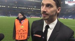Zlatan Ibrahimovic Gelar 11 Pemain Chelsea