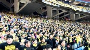 9 Jenis Penyokong Harimau Malaya Di Stadium