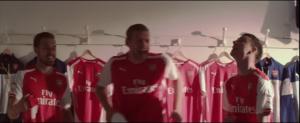 Arsenal #ReturnoftheFan Menampilkan Ramsey, Koscielny & Mertesacker