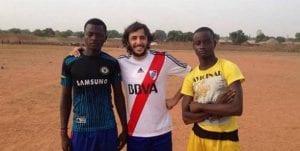 Lelaki Ini Terselamat Dari Sindiket Culik Nigeria Selepas Menyebut Nama Messi