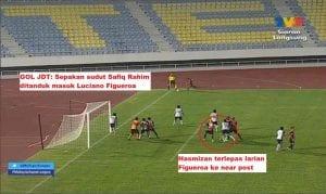 Analisis Taktikal: Terengganu 0-1 JDT