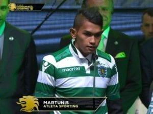 Kenali Pemain Sporting Lisbon Dari Indonesia, Yang Juga Mangsa Tsunami 2004