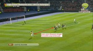 Analisis Taktikal: JDT 3-1 Selangor