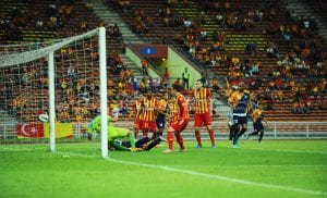 Analisis Taktikal Liga Super 2015: Selangor 1-1 PDRM