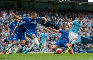 Analisis Taktikal EPL 2015/16: Manchester City 3-0 Chelsea