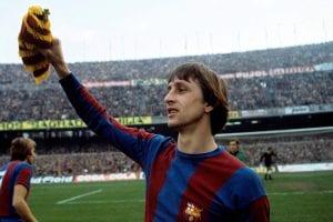 17 Kata-kata Johan Cruyff Yang Mengubah Cara Anda Berfikir Tentang Bola Sepak
