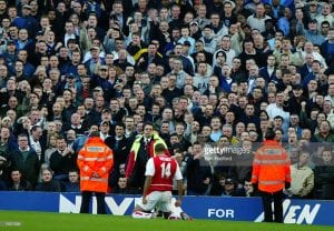 Sejarah Permusuhan Arsenal Dengan Tottenham Hotspurs