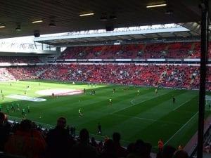 11 Pemandangan Yang Anda Dapat Jika Membeli Tiket Termurah Di 11 Stadium