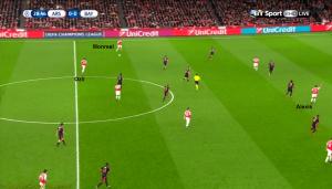 Analisis Taktikal Arsenal 2-0 Bayern Munich (UEFA Champions League 2015/2016)