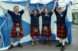 Bola Sepak Scotland : Lebih Daripada Sekadar Celtic Dan Rangers