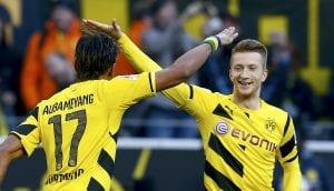 Kontrak Aubameyang Mempunyai Klausa 'Tidak Akan Tinggalkan Dortmund Jika Reus  ...