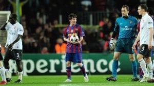 Penyokong Arsenal Lancar Kempen Kutipan Derma Untuk Bayar Gaji Messi
