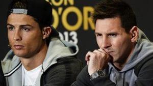 Messi Kembali Berlatih, Ronaldo Tak Bercuti Menjelang El Clasico