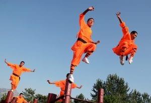 Sekolah Shaolin Di China Cipta Shaolin Soccer, Gabung Kung Fu Dan Bola Sepak