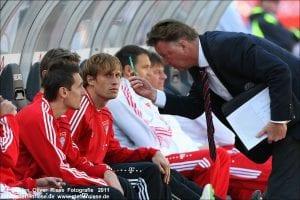 3 Persamaan Yang Berlaku Kepada Manchester United & Bayern Munich Ketika Diurus  ...