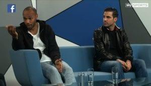 Thierry Henry Kutuk Chelsea Di Hadapan Cesc Fabregas Dalam Rancangan Soal Jawab  ...