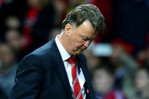 LVG Tawar Diri Letak Jawatan, Tetapi Dipujuk Untuk Kekal Oleh Manchester United