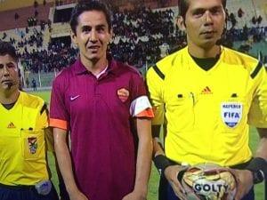 Kelab Bolivia Guna Jersi Pasar Malam AS Roma Dalam Perlawanan Liga