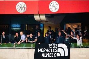 Ajax Amsterdam Tutup Kawasan Tempat Duduk Penyokong Lawan, Beri Mereka VIP Box  ...