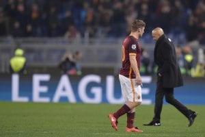 Mengapa Luciano Spalletti Gugurkan Francesco Totti?
