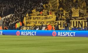 Barcelona, Juventus & Bayern Sokong Idea UEFA Super League, Penyokong Dortmund  ...