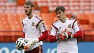 Canizares Mahu De Gea Jadi Penjaga Gol No.1 Sepanyol, Casillas Digugurkan Terus