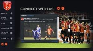 7 Laman Web Rasmi Terbaik Pasukan Liga Perdana 2016