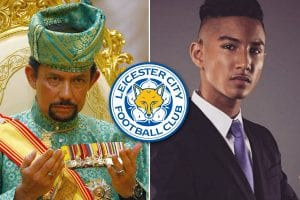 Anak Saudara Sultan Brunei Tinggalkan Chelsea, Sertai Leicester City