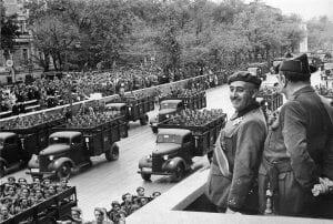 Sejarah El Clasico: Bagaimana Perang Saudara 1936 Buat Real Madrid & Barcelona  ...
