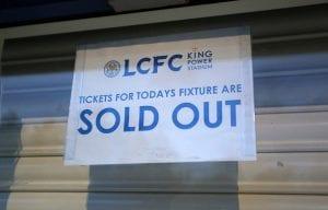 Angkara Ulat Tiket, Harga Tiket Perlawanan Leicester Naik Dari RM250 Kepada  ...