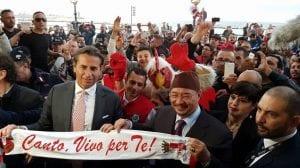 Dato' Dr. Noordin Mahu Bawa Pemain Muda Malaysia Ke Akademi FC Bari