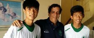Dua Pemain Muda Singapura Bakal Sertai Skuad Bawah-17 Kelab Brazil, Boavista