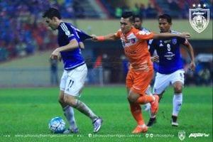Analisis Taktikal Final Piala FA 2016: JDT 2-1 PKNS