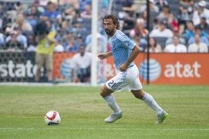Andrea Pirlo: Pemain MLS Banyak Berlari Tapi Tak Pandai Guna Bola