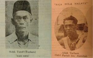 'Kaki Besi' Dan 'Raja Bola Malaya' - Kisah Lagenda Yang Terkubur Di The British  ...
