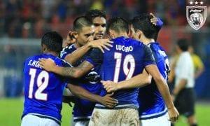 Analisis Taktikal AFC Cup: JDT 7-2 Kaya FC