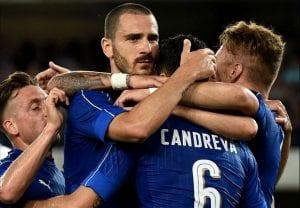 Highlights Perlawanan Persahabatan Antarabangsa: Italy 2-0 Finland