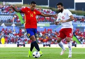 Highlights Perlawanan Persahabatan Antarabangsa: Spain 0-1 Georgia
