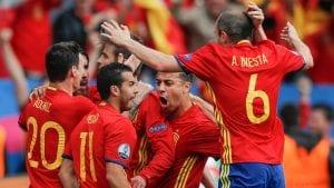 Analisis Taktikal Piala Eropah 2016 : Sepanyol v Republik Czech (1-0)