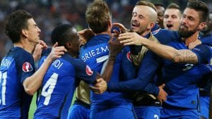 Analisis Taktikal Piala Eropah 2016: Perancis v Albania (2-0)