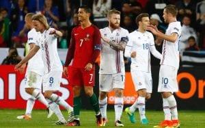 Analisis Taktikal Piala Eropah 2016: Portugal v Iceland (1-1)