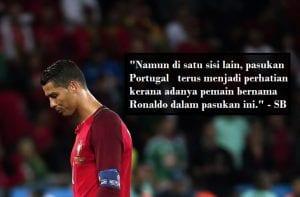 Portugal vs Poland: Lebih Daripada Tugas Ronaldo