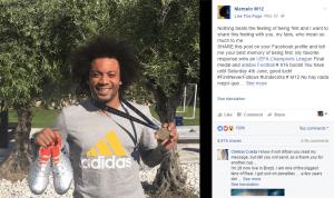 Marcelo Anjur Pertandingan FB Share, Beri Hadiah Pingat Juara UEFA Champions  ...